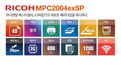 컬러복사기임대 IMC 2000